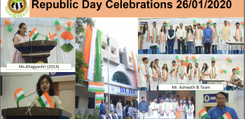 Republic day Celebrations 2020