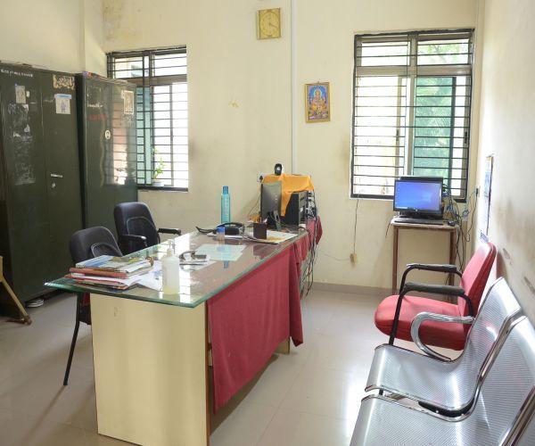 WARDEN OFFICE ROOM IN NEW GENTS HOSTEL- No,3