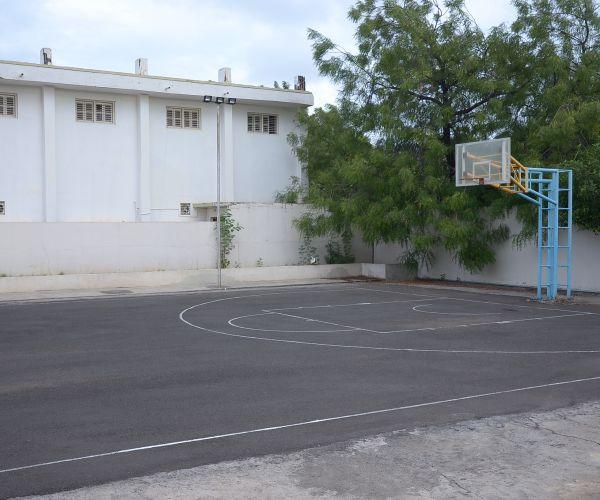 basket ball ground