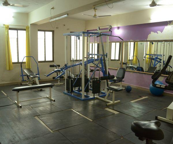 ladies hostel gym