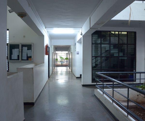 nri & pg girls Hostel corridor